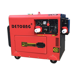 DY7500LN Dual Voltage Three Phase,60HZ